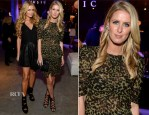 Paris Hilton & Nicky Hilton In Étoile Isabel Marant - RH West Hollywood The Gallery Opening