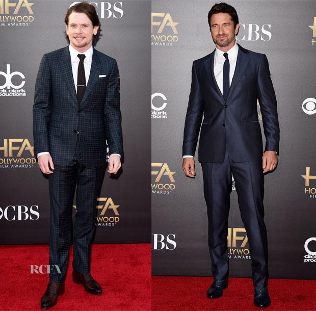 2014 Hollywood Film Awards Menswear Red Carpet Roundup 2
