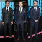 'Horrible Bosses 2' LA Premiere Menswear Roundup