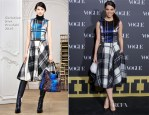 Juana Acosta In Christian Dior - Vogue Joyas 2014 Awards