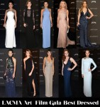 Who Was Your Best Dressed At The LACMA Art + Film Gala?
