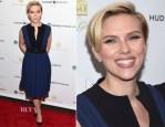 Scarlett Johansson In Proenza Schouler - 2nd Annual Champions Of Rockaway Hurricane Sandy Benefit