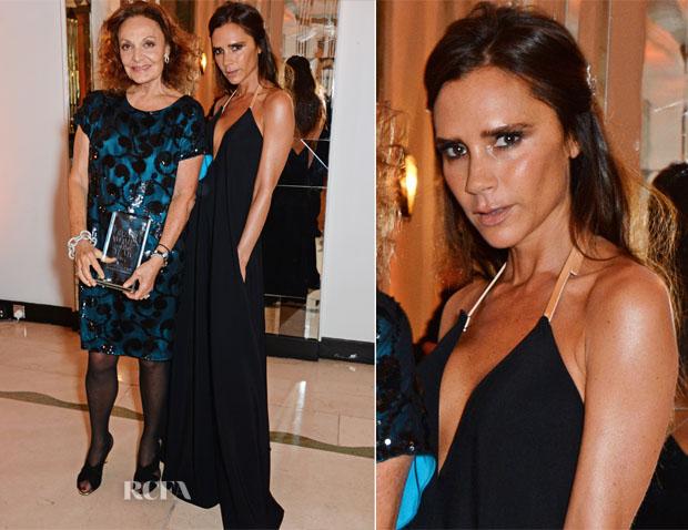 Victoria Beckham In Victoria Beckham - Harper?s Bazaar Women of the Year Awards