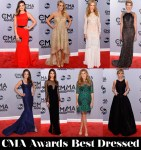 Who Was Your Best Dressed At The 2014 CMA Awards?