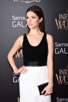 Anna Kendrick in Narciso Rodriguez