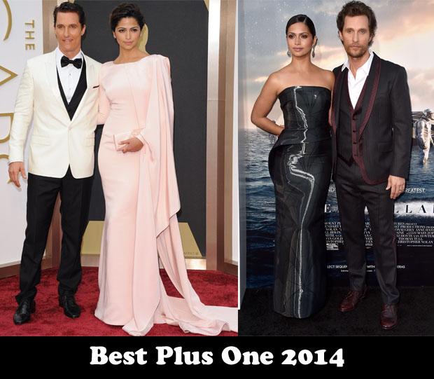 Best Plus One 2014 - Camila Alves