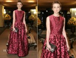 Carey Mulligan In Alexander McQueen - ASMALLWORLD's 10th Anniversary Winter Weekend Gala Benefit