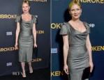 Kirsten Dunst In Vivenne Westwood - 'Unbroken' LA Premiere