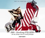 Discover The Perfect Stocking Fillers at Net-A-Porter