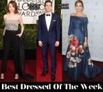 Best Dressed Of The Week - Emma Stone In Lanvin, Camilla Belle In Carolina Herrera & Matt Bomer In Ralph Lauren