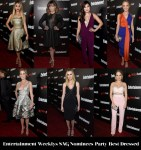 Who Was Your Best Dressed At Entertainment Weekly's SAG Nominees Party?