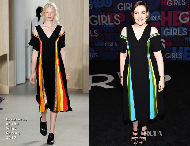 Lena Dunham In Creatures of the Wind - 'Girls' Season Four Premiere