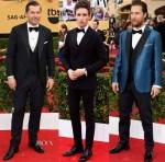 2015 SAG Awards Menswear Roundup