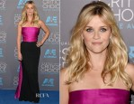 Reese Witherspoon In Lanvin - 2015 Critics' Choice Movie Awards