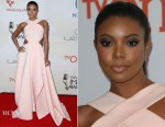 Gabrielle Union In Gauri & Nainika - 2015 NAACP Image Awards