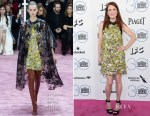 Julianne Moore In Christian Dior Couture - 2015 Film Independent Spirit Awards