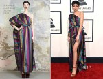 Zendaya Coleman In Vivienne Westwood - 2015 Grammy Awards