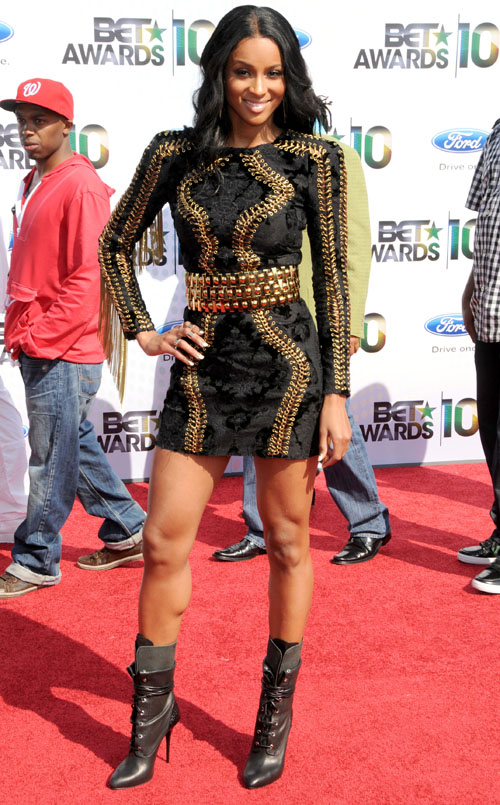 2010 BET Awards - Arrivals