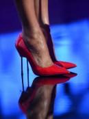 Zoe Saldana's Kurt Geiger shoes