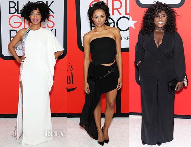 BET's 'Black Girls Rock!' Red Carpet roundup