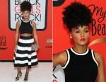 Janelle Monae In RVN - BET's 'Black Girls Rock!'