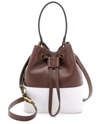Tory Burch mini bucket bag