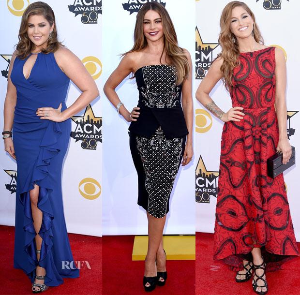 2015 ACM Awards Red Carpet Roundup 3