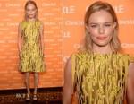 Kate Bosworth In Giamba - 2015 Crackle Upfront