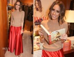 Louise Roe In Polo Ralph Lauren - 'Front Roe: How To Be The Leading Lady In Your Own Life'  Book Launch