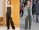 Sarah Jessica Parker In Theory - The Late Show With David Letterman