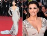 Eva Longoria In Gabriela Cadena - 'Inside Out' Cannes Film Festival Premiere