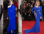 Jane Fonda In Atelier Versace - 'The Sea Of Trees' Cannes Film Festival Premiere