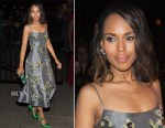 Kerry Washington In Prada - Met Gala After Party