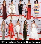 Who Was Your Best Dressed At The 2015 CFDA Fashion Awards?