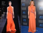 Cat Deeley In Azzaro Couture - 2015 Critics' Choice Television Awards
