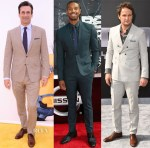 Menswear Red Carpet Weekend Roundup