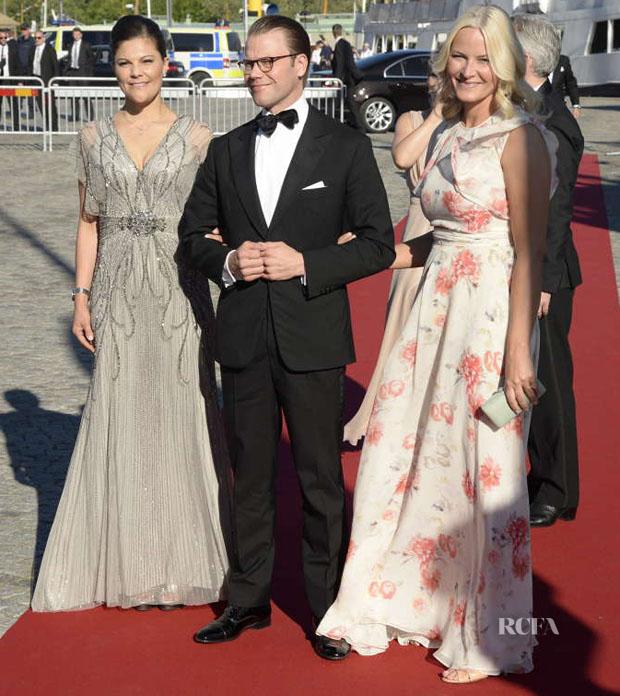 Pre-Wedding Dinner of Swedish Prince Carl Philip and Sofia Helqvist 2