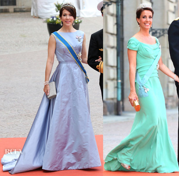 Prince Carl Philip Of Sweden And Princess Sofia of Sweden's Wedding Guests 2