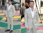 Richard Madden In Thom Sweeney - Royal Academy of Arts: Summer Exhibition