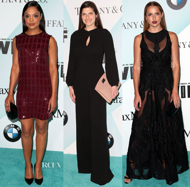 Women In Film 2015 Crystal + Lucy Awards Red Carpet Roundup 2