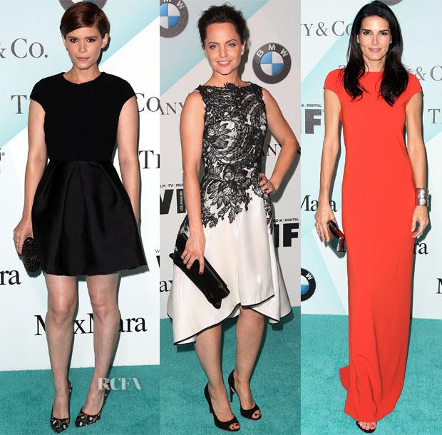 2015 British Fashion Awards Red Carpet Roundup - Red