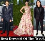 Best Dressed Of The Week - Vanessa Hudgens In Naeem Khan