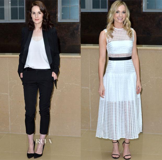 'Downton Abbey' London Press Launch