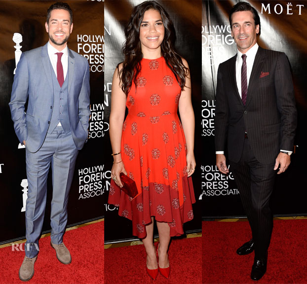 HFPA Annual Grants Banquet Red Carpet Roundup 3