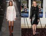 Kirsten Dunst In Louis Vuitton - 'Sleeping With Other People' LA Screening
