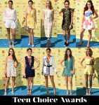 Who Was Your Best Dressed At The Teen Choice Awards?