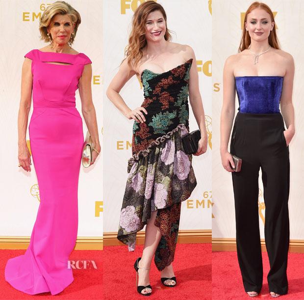 2015 Emmy Awards Red Carpet Roundup