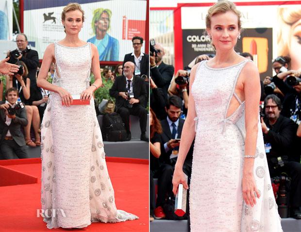 Diane Kruger In Prada - 'Everest' Venice Film Festival Premiere & Opening