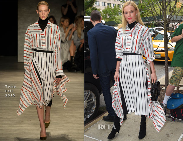Kate Bosworth In Tome -  Good Day New York Studios