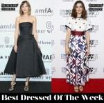 Best Dressed Of The Week - Dakota Johnson In Christian Dior & Rachel Weisz In Marc Jacobs